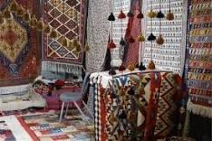 مقاله فرش و صنایع دستی 34 ص